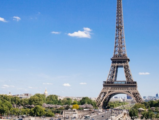 PARIS STUDY & TOUR